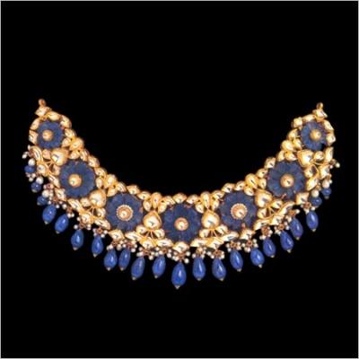 Ожерелье в стиле менакари