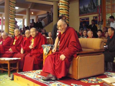 Далай-лама в Дхарамсале