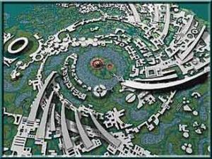 План Ауровилля