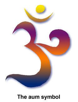 Слог АУМ - символ индуизма