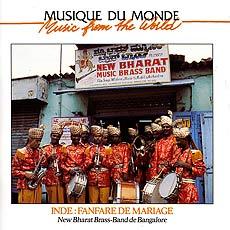 Обложка диска New Bharat Brass Band