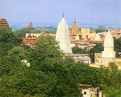 Вриндаван, Индия