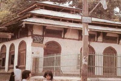 Гробница Иисуса Христа в Розабале, Кашмир, Индия