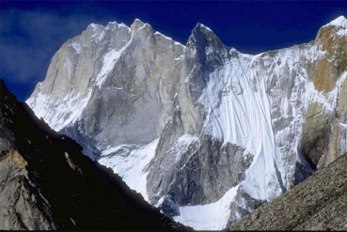 Гора Меру в Гималаях