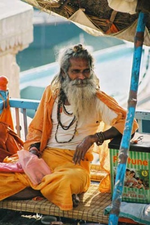 Индуист-брамин
