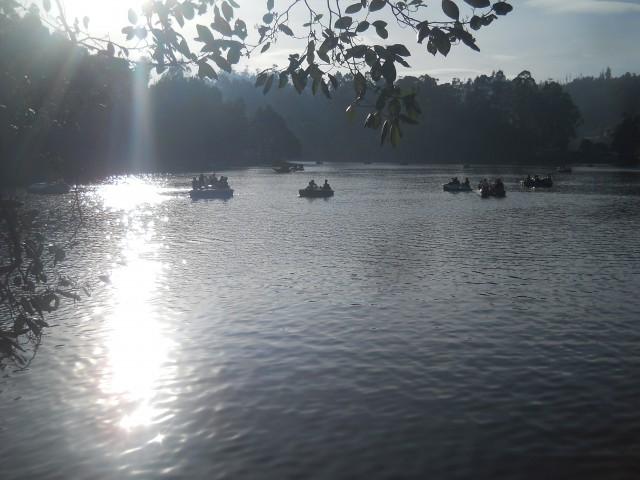 озеро в Кодае