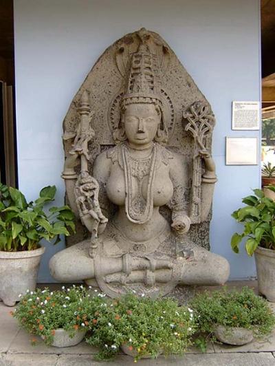 Padmavati, the Jaina Goodees