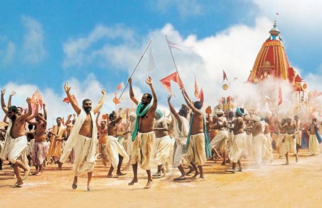 Ратха Ятра - фестиваль колесниц