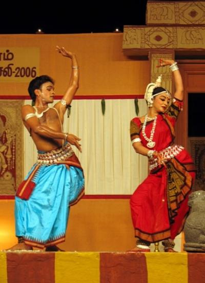 Исполнители - Сандипа Палит и Виджайкумар Саху