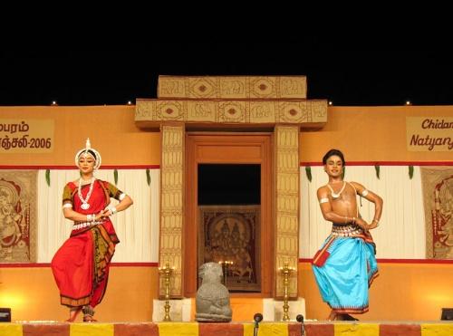 Танец Одисси