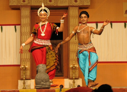 Одисси - танец штата Орисса