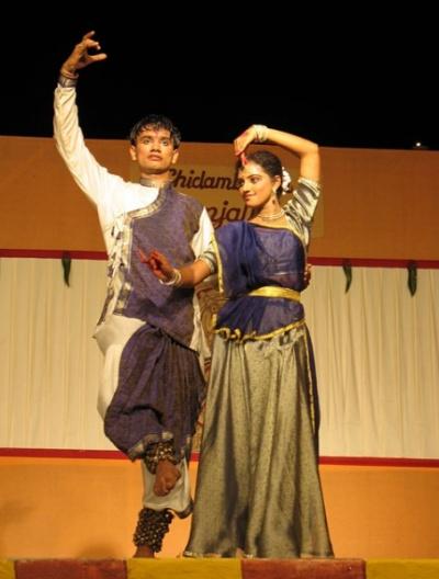 Танец Катхак