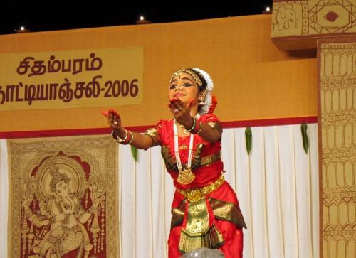 Второй день фестиваля Натьянджали завершен