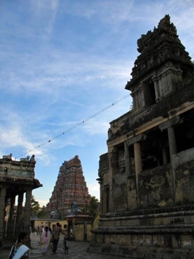 Чидамбарам. В храме Натараджа