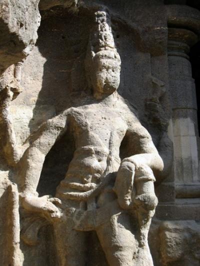 Эллора. Скульптура древней Индии
