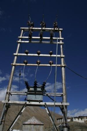Киббер. Электричество