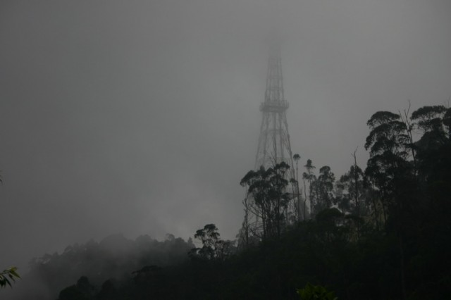Кодайканальский туман