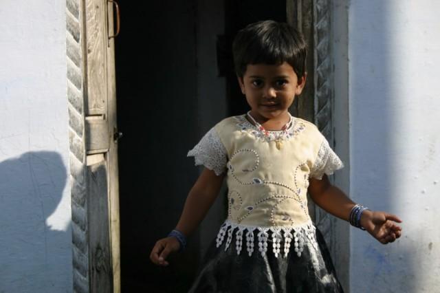 Индийские дети. Вечная тема