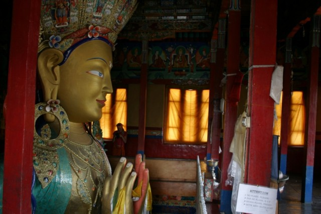 Путешествие в Лех. Гималаи