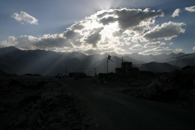 Деревня Нако. Штат Химачал Прадеш