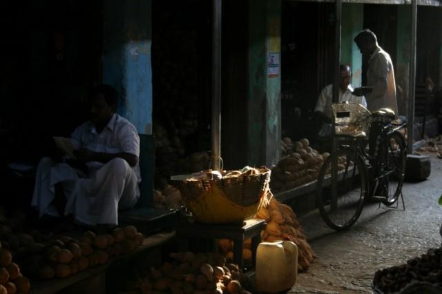 Чидамбарам. Южная Индия