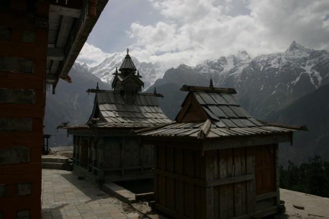 Кальпа. Гималаи