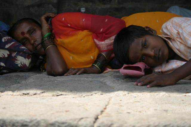 Лонар. Центральная Индия