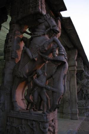 Тричи. Южная Индия