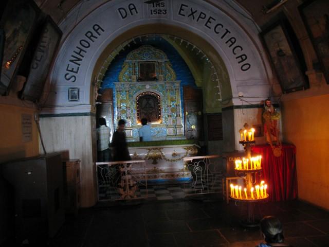 Ченнай. Церковь на Горе Св. Фомы
