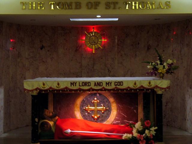 Гробница Св. Фомы