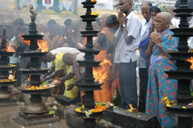 Тирупати. Южная Индия