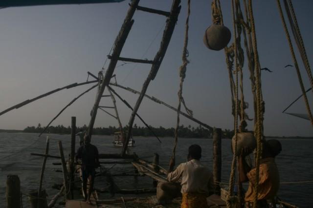 Кочин. Керала