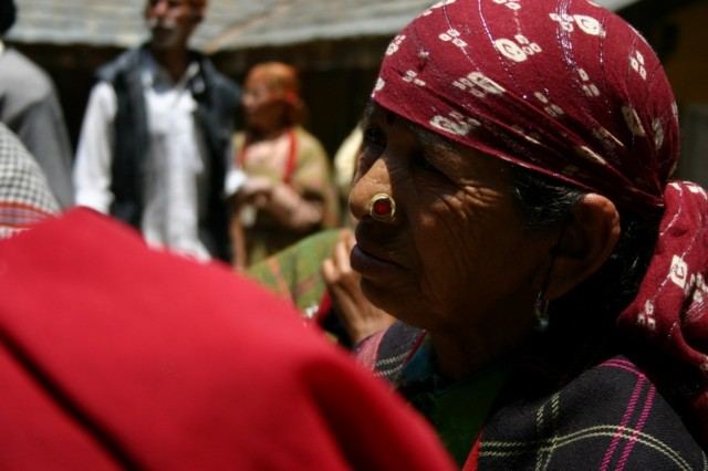 Гималайская бабушка