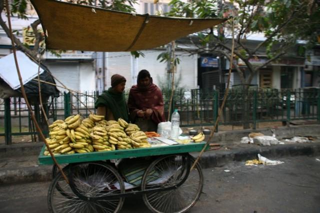 Дели. Банановый бизнес