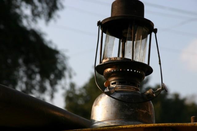 Варанаси. Лампа