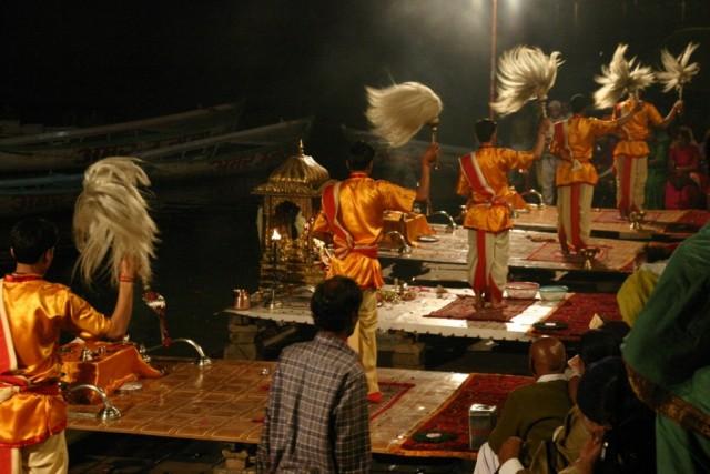 Ганга-пуджа, поклонение Ганге