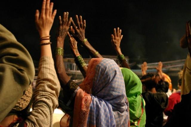Поклонение Ганге