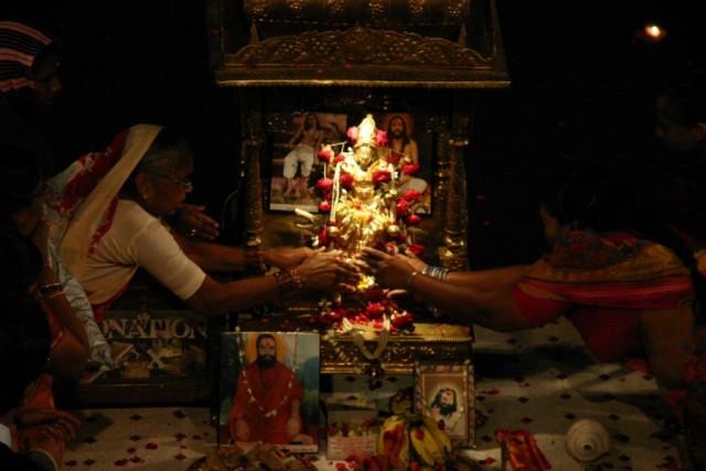 Поклонение Матери-Ганге
