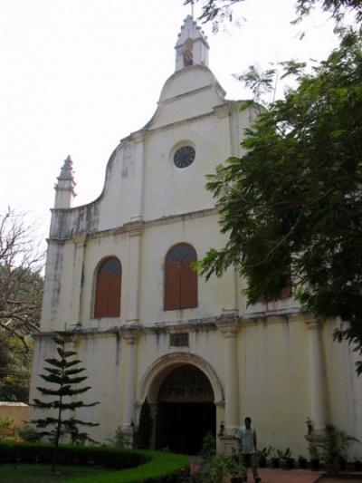 церковь Св. Франциска в Форте Кочин