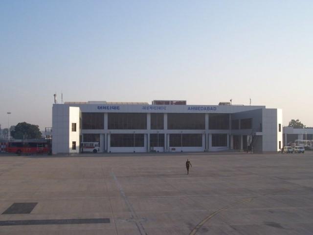 Аэропорт г. Ахмедабад