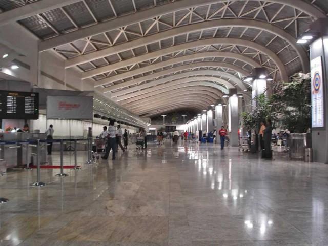 Местный терминал аэропорта г. Мумбаи