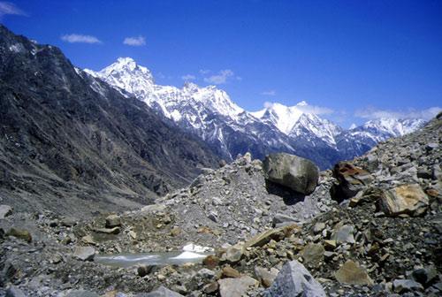 Хребет Бхагиратха