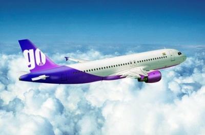 Самолет авиакомпании Go Air