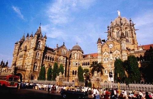 Вокзал Чатрапати Шиваджи (бывший вокзал Виктории в Мумбае)