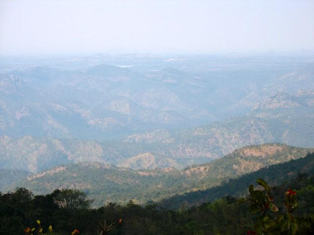 Холмы Венкатачала