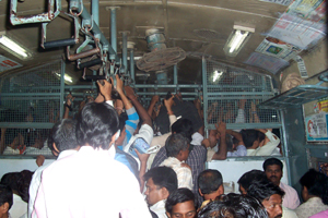 Из Матерама в Мумбай