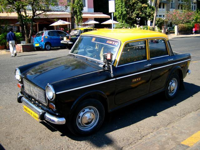 Такси Ambassador