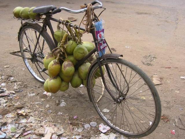 """Индийский """"народный"""" велосипед"""