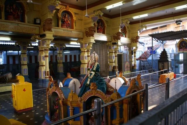 Храм Шри Канакамахалакшми