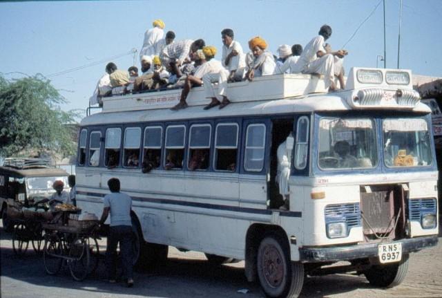 Локал-бас в Раджастане